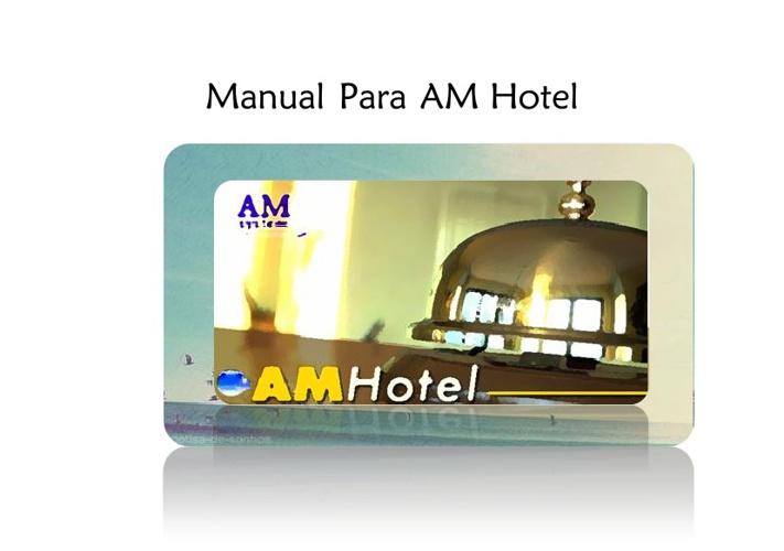 Manual AM Hotel