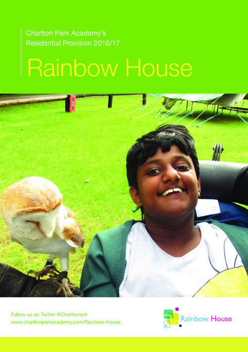 Rainbow House Handbook 2016-17