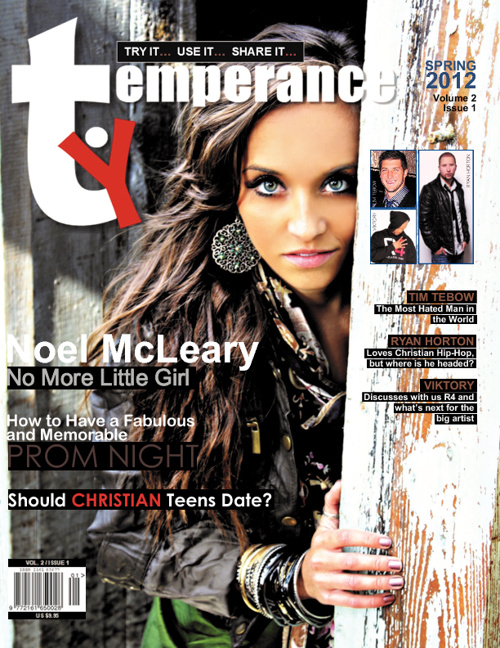 Temperance Youth - Spring Issue 2012