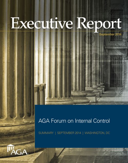 Forum on Internal Control, September 2014