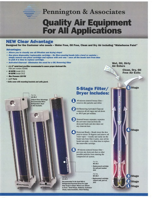 Arrow Pneumatic Brochure
