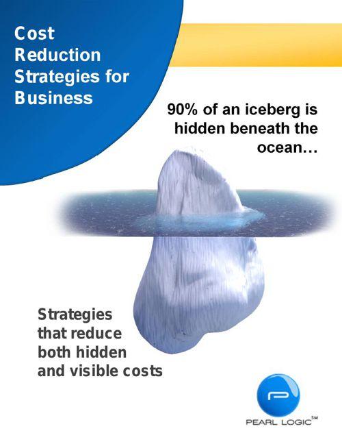 Expense Mitigation Brochure