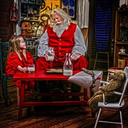 Anderson Santa Album