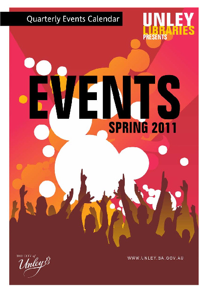Events Spring 2011