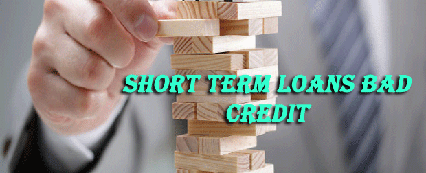 Appropriate finances with short term loans bad credit