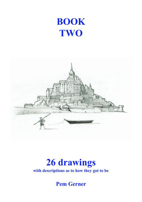 Pem Gerner - 26 Drawings - Book Two