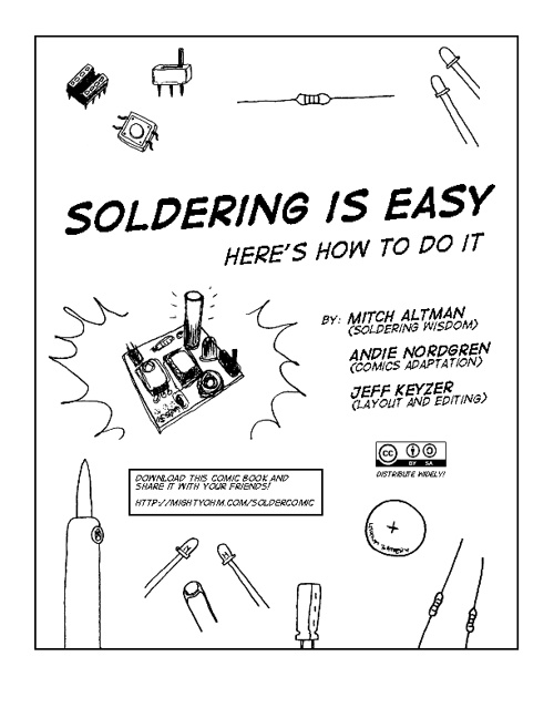 Soldering is Easy - Here's How To Do It