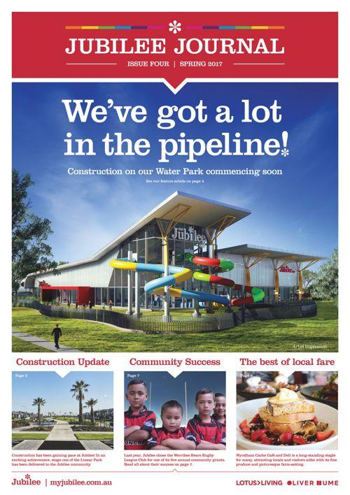 Summer 2017 Jubilee Journal