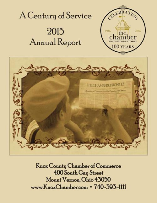 KnoxChambers Annual Report 2015