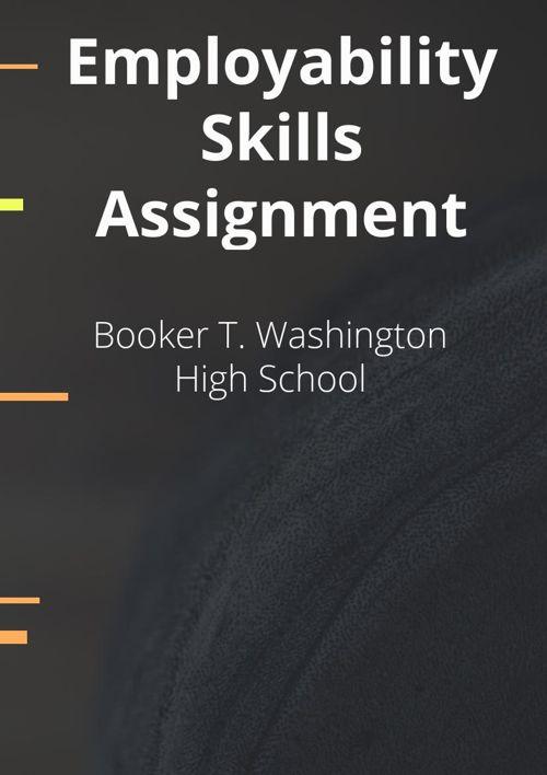 Employability Skills  LP
