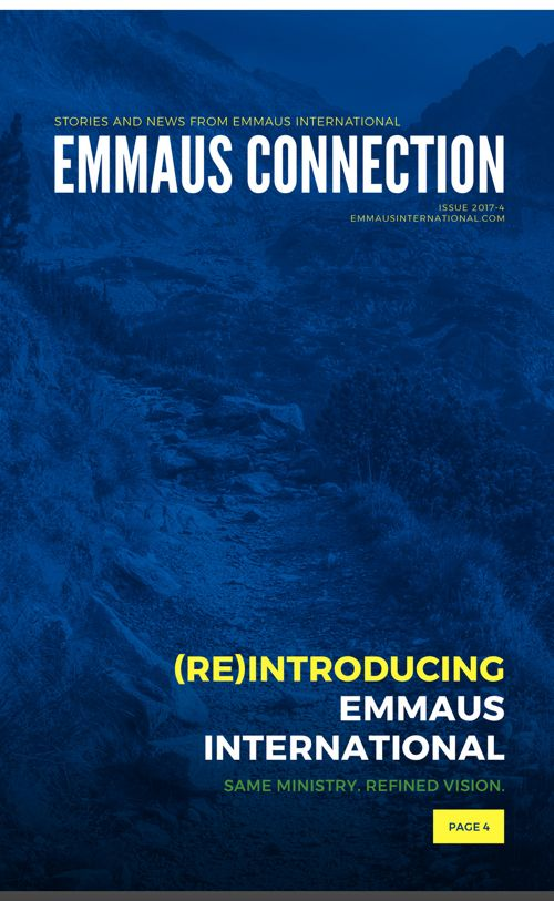 Emmaus Connection #4 2017 web