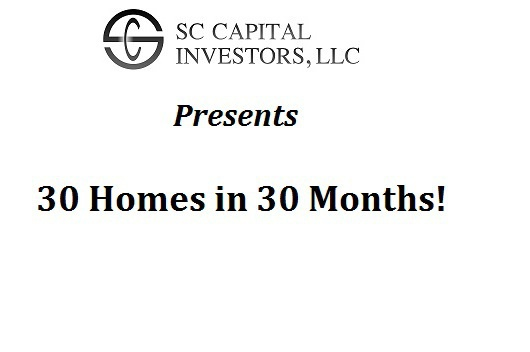 30 Houses in 30 Months!