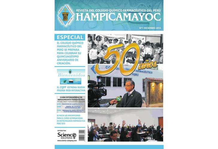REVISTA HAMPICAMAYOC