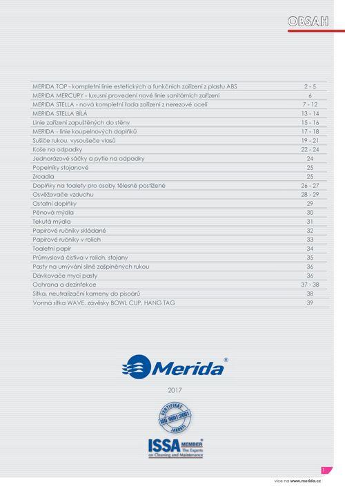 Obchodní katalog 2017