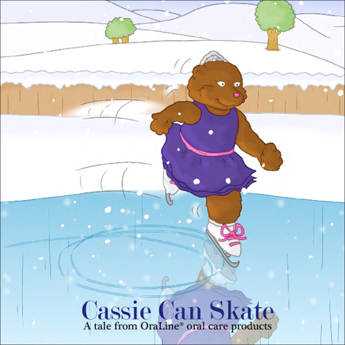Cassie Can Skate