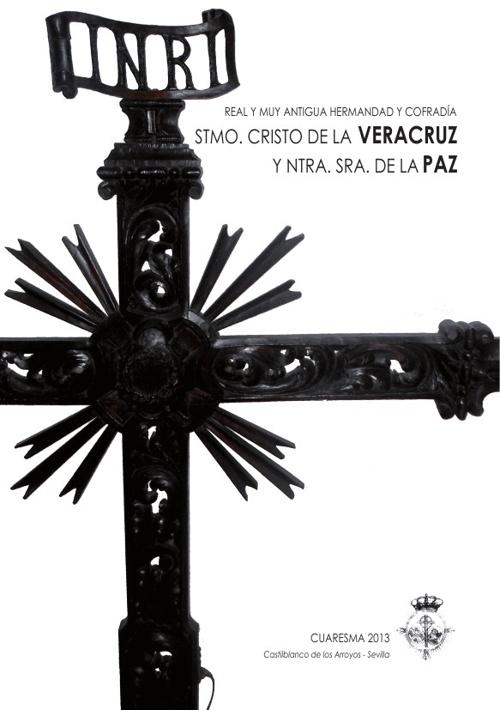 Boletín Cuaresma 2013 Hermandad Vera+Cruz Castilblanco