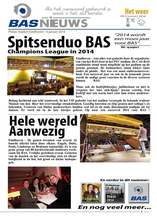BAS 2014