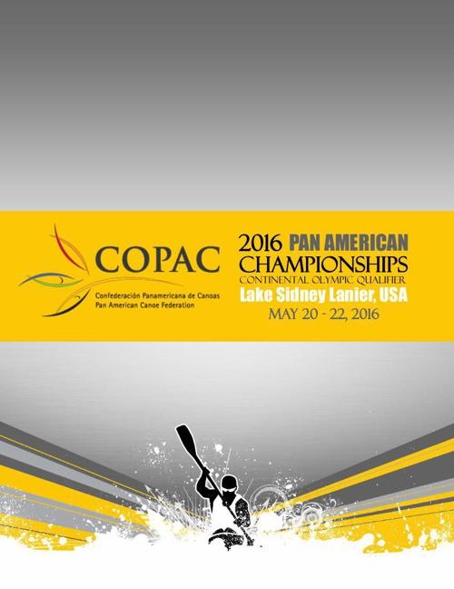 COPAC 2016 Pan American Championships Lake Lanier
