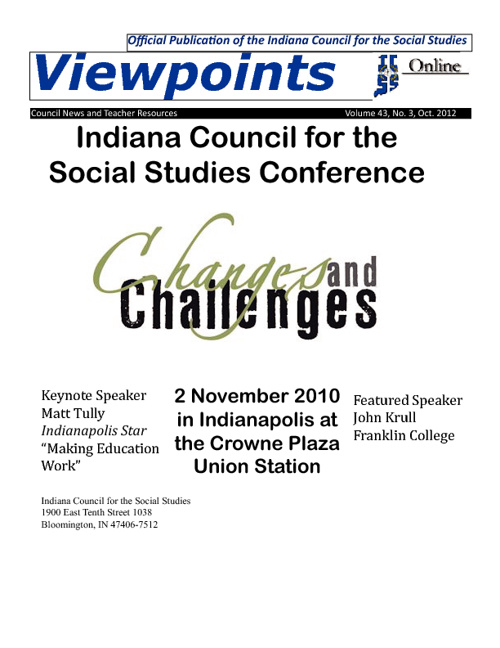 Viewpoints October 2012 Issue