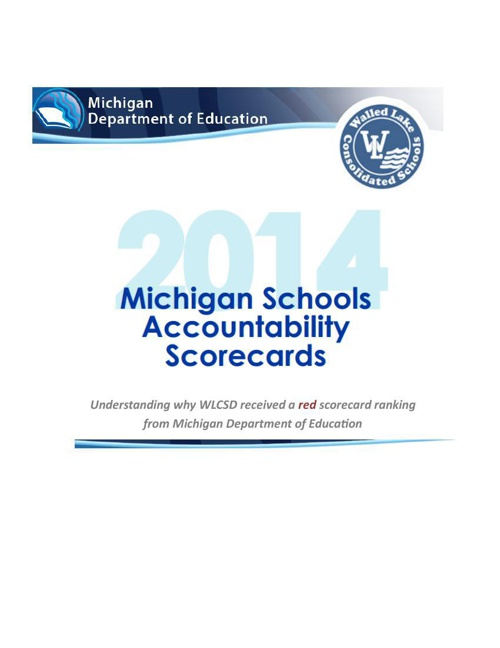 Copy of WLCSD scorecard rating from MDE_2014