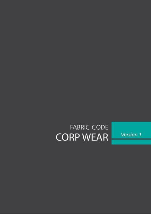 Corp Wear - Fabric Code