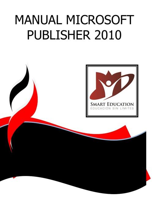 CURSO DE MICROSOFT PUBLISHER 2010 CON PORTADA