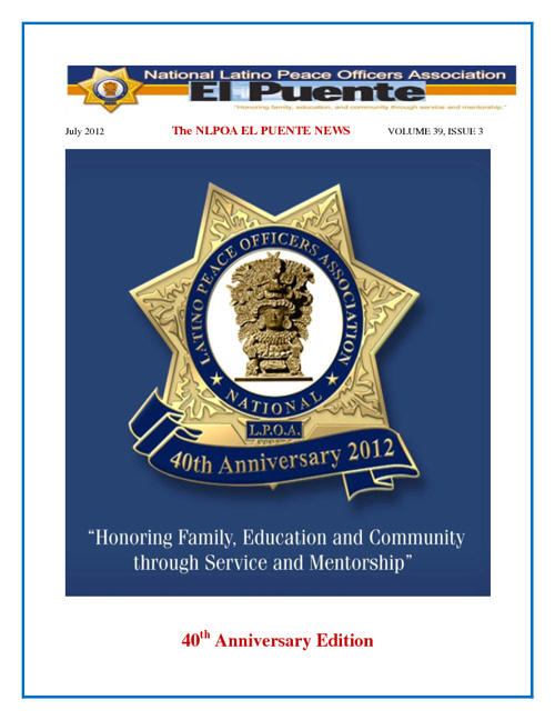 NLPOA EL Puente Newsletter Special Edition July 2012