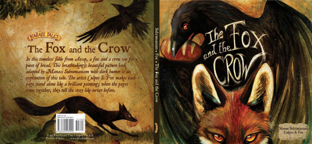 The Fox and the Crow_Page_01