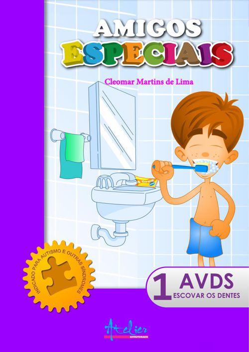 AVD'S - Escovar os Dentes