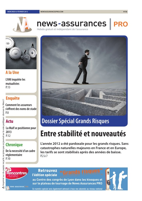News Assurances Pro - Edition 58