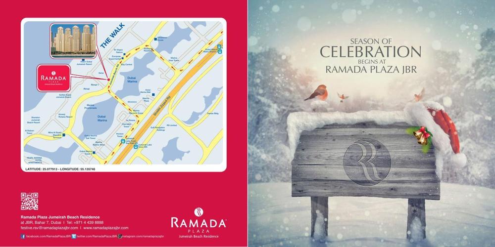 Ramada Christmas Brochure