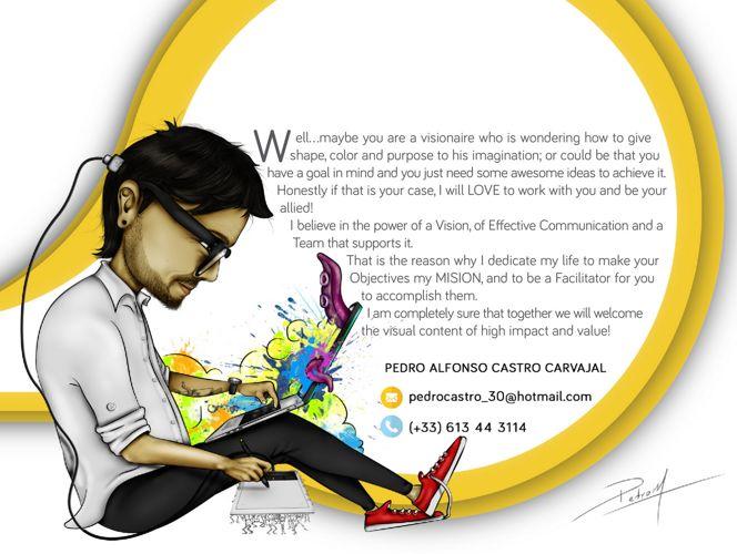 Brochure Pedro Castro