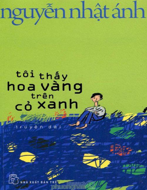 Toi thay hoa vang tren co xanh - Nguyen Nhat Anh (1)