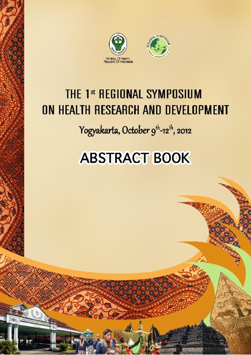 Abstract Book Simposium Regional 2012