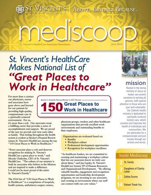 Mediscoop June 2014