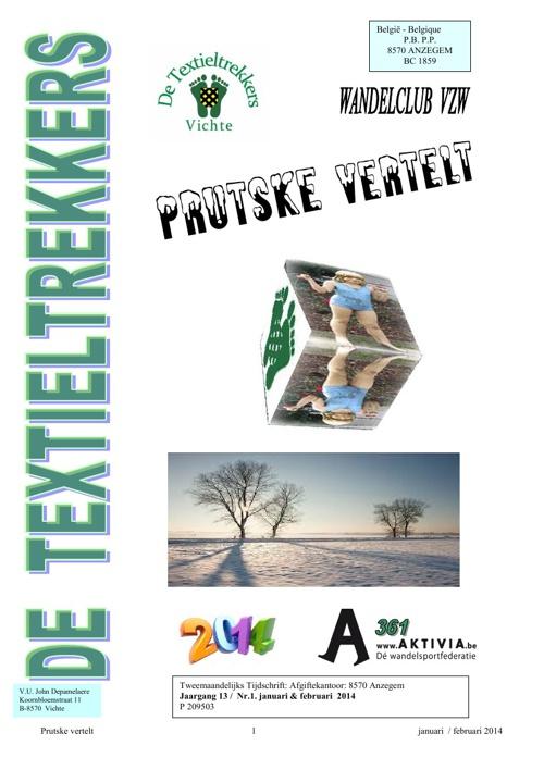 Prutske Vertelt : Januari - Februari 2014