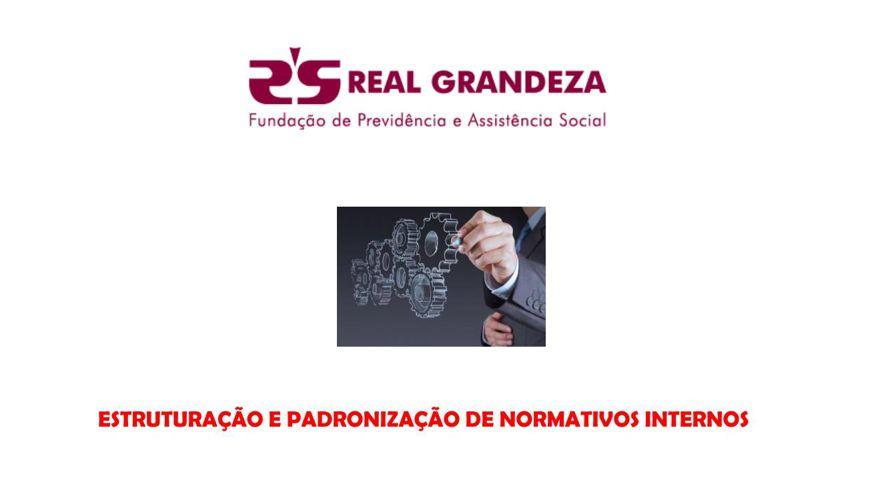CARTILHA PADRONIZAÇÃO DE NORMATIVOS INTERNOS