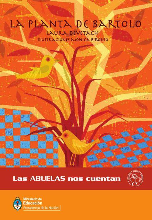 PLANTA DE BARTOLO- LAURA DEVETACH