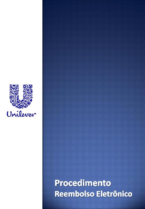 Reembolso Eletrônico Unilever
