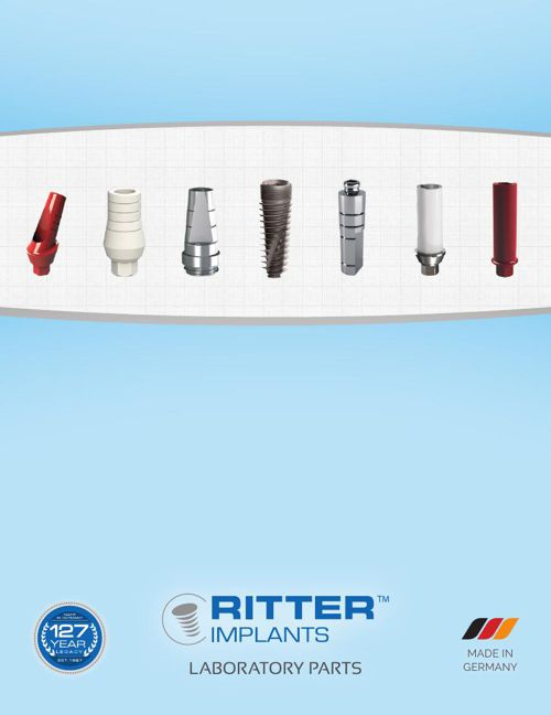DIRECT IMPLANTS / RITTER LABORATORY PARTS CATALOG