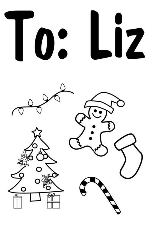 Liz Christmas 2012