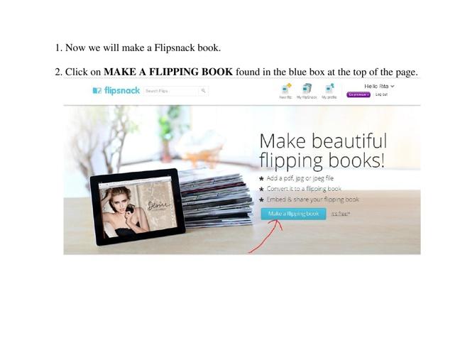 How to Make a Flip Book