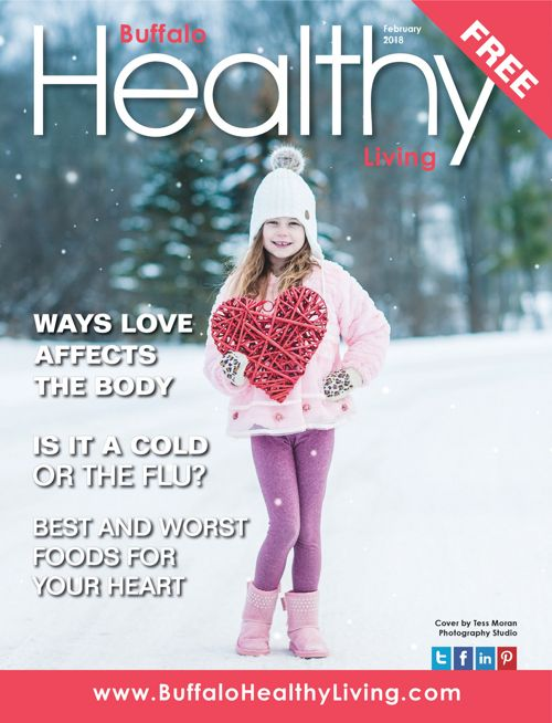 Buffalo Healthy Living February 2018