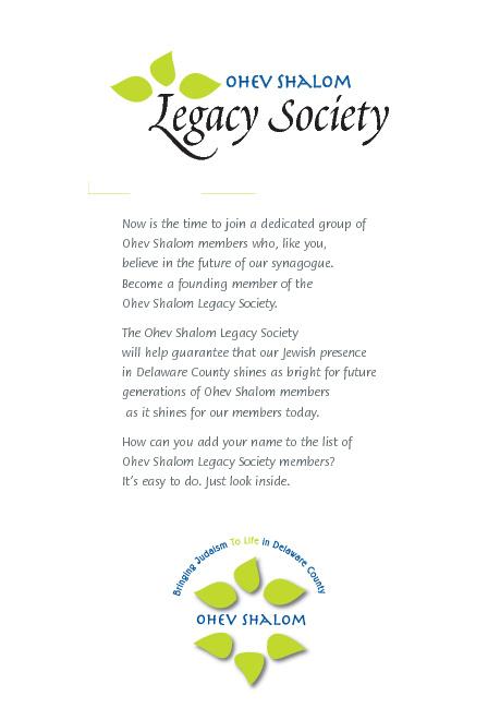 Legacy Brochure