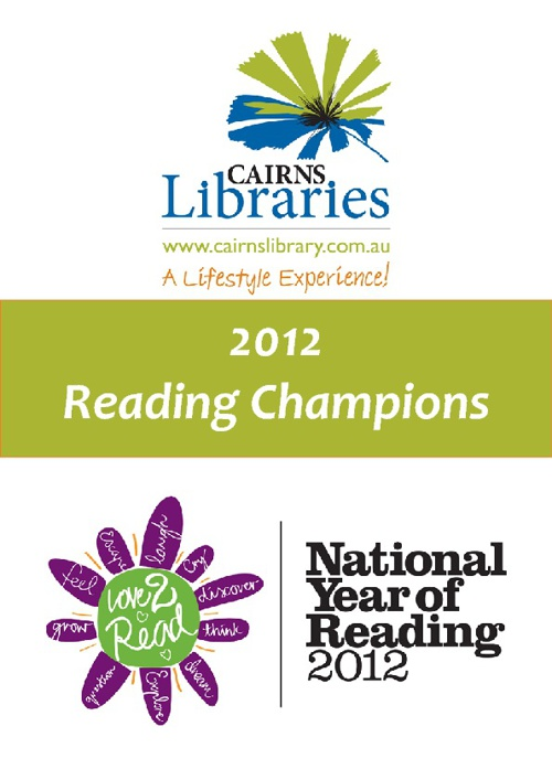 National Year of Reading Champions
