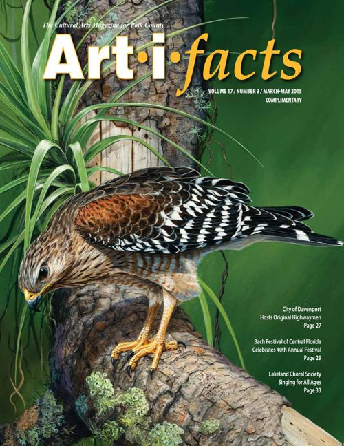 Art-i-facts March-May 2015
