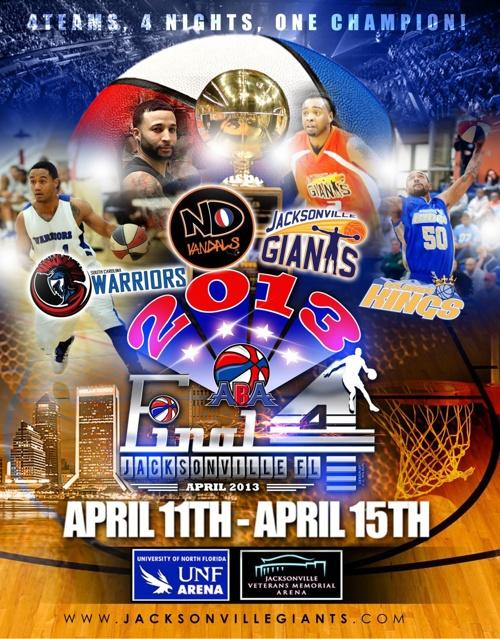 2013 Final Four Game Program