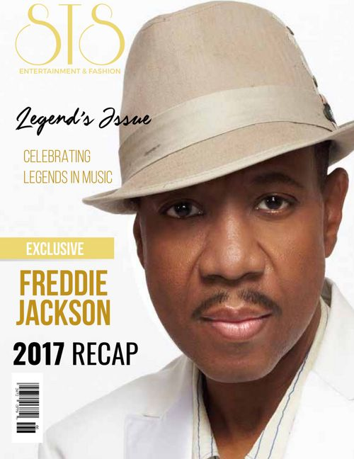STS Entertainment &Fashion Legend's Issue