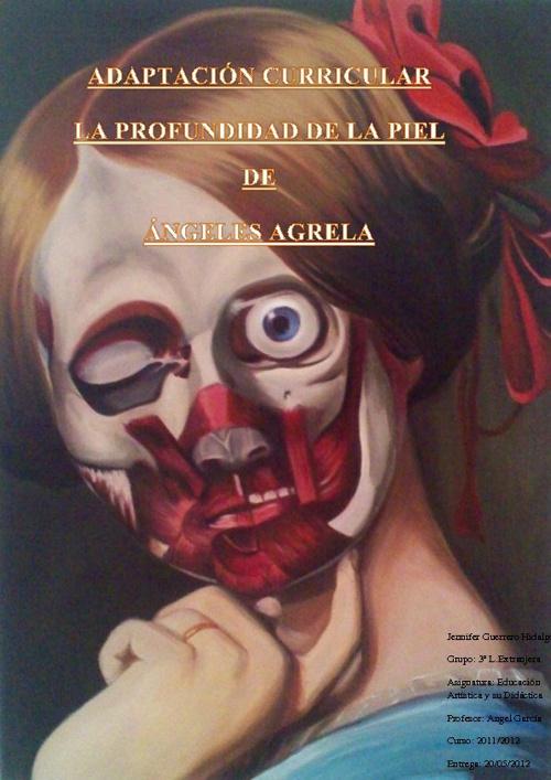 Adaptación Curricular Ángeles Agrela