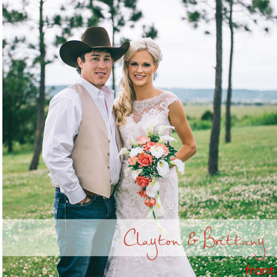 Clayton & Brittany's Wedding